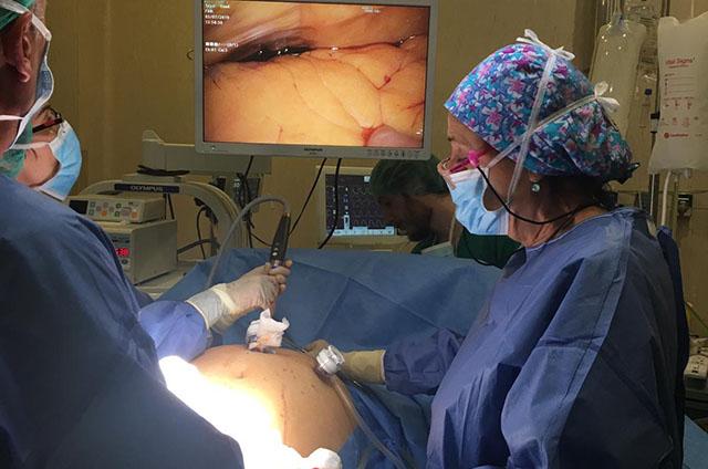Cirugía Colorrectal Doctora Ana Sánchez Gil