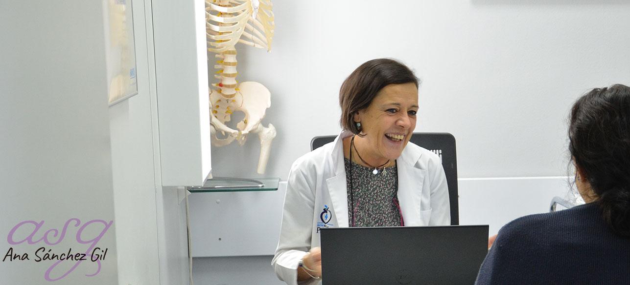 Doctora Ana Sánchez Gil